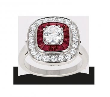 Bien-aimé Bijoux classiques, or 18 carats, bijoutier, joaillier, Rey-Coquais  SL14
