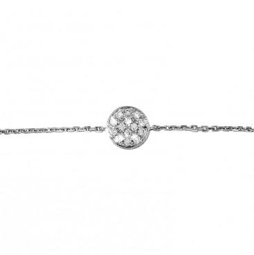 Populaire Bracelet or 18 carats, Bijoutier, joaillier, Rey-Coquais, Lyon  PU54