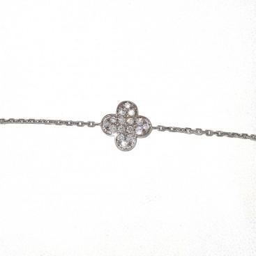 Extrêmement Bracelet or 18 carats, Bijoutier, joaillier, Rey-Coquais, Lyon  AH76