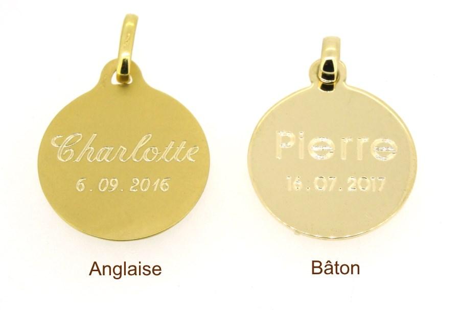 Extrêmement Médaille Jeanne d'Arc, or 750/1000ème, Rey-Coquais - Rey Coquais ND94